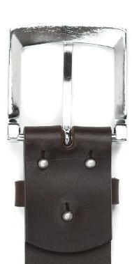 3-Pin-Wechselsystem geschlossen mit Schließe - Rückseite