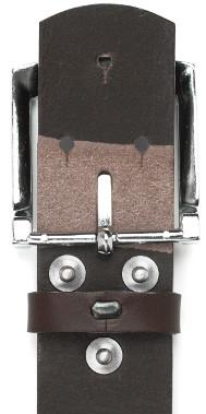 3-Pin-Wechselsystem mit eingelegter Schließe